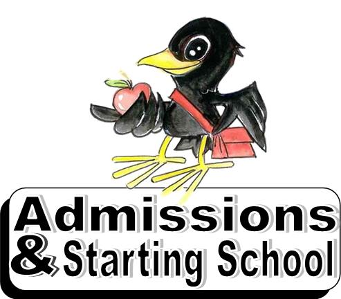 Admissions and starting school2